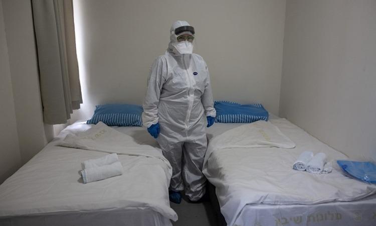 Tin tức thế giới 24h ngày 22/2: Tình hình virus corona nóng trở lại 1