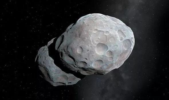 Tiểu hành tinh cỡ ngọn núi sẽ bay qua Trái Đất vào sáng mai 1