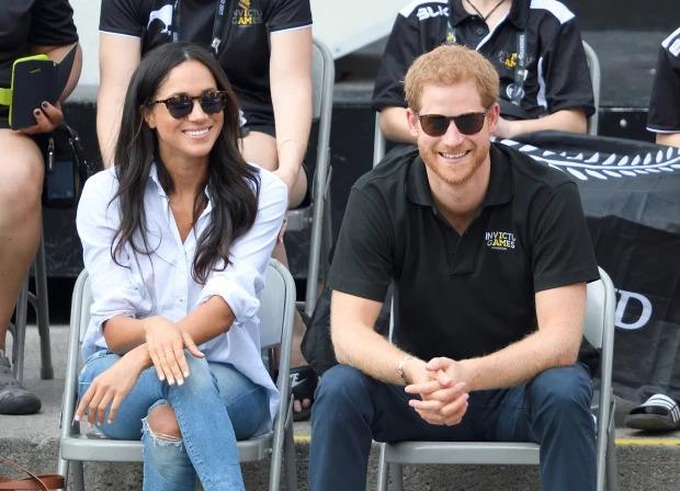 Những khoảnh khắc 'nổi loạn' của 2 nàng dâu hoàng gia Anh 10