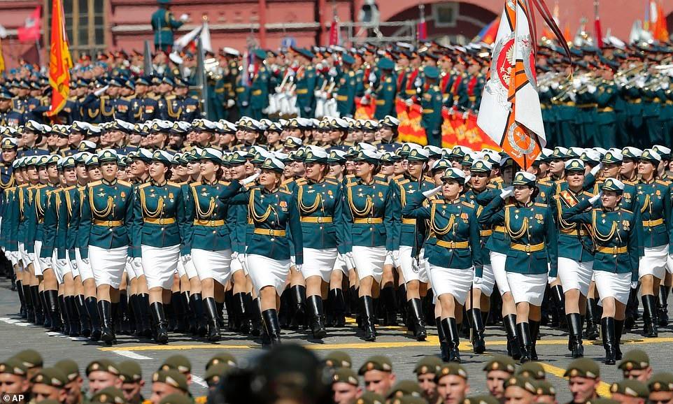 Covid-19 hạ nhiệt, Nga tổ chức duyệt binh Ngày chiến thắng hoành tráng 1