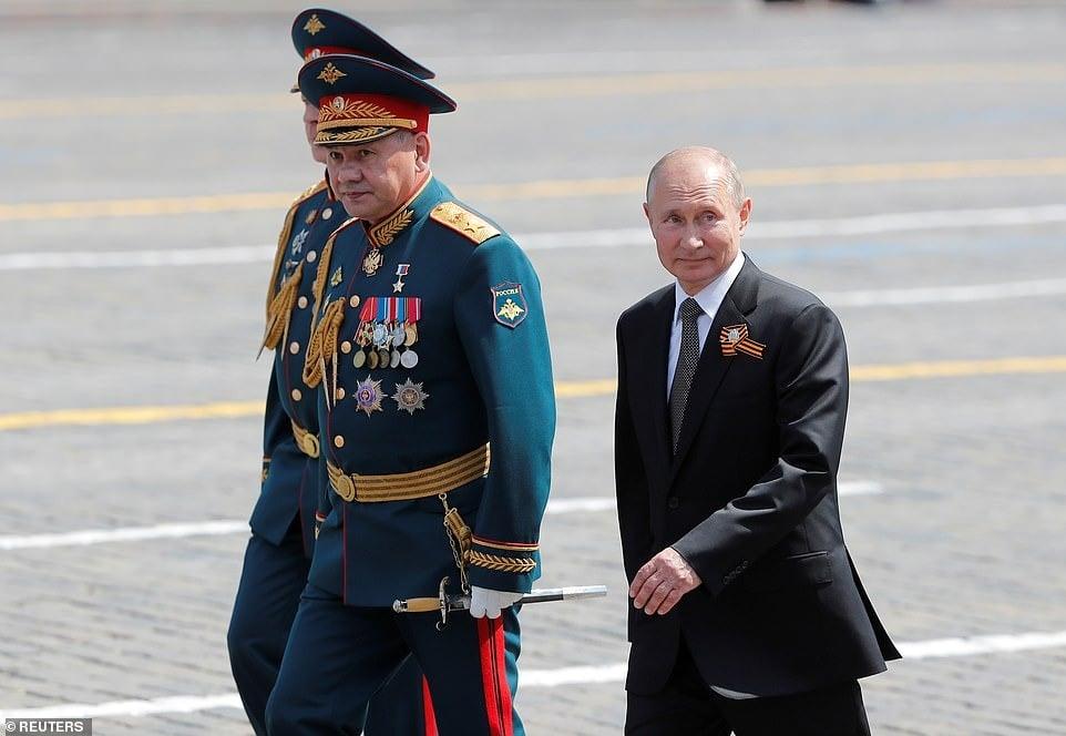 Covid-19 hạ nhiệt, Nga tổ chức duyệt binh Ngày chiến thắng hoành tráng 3