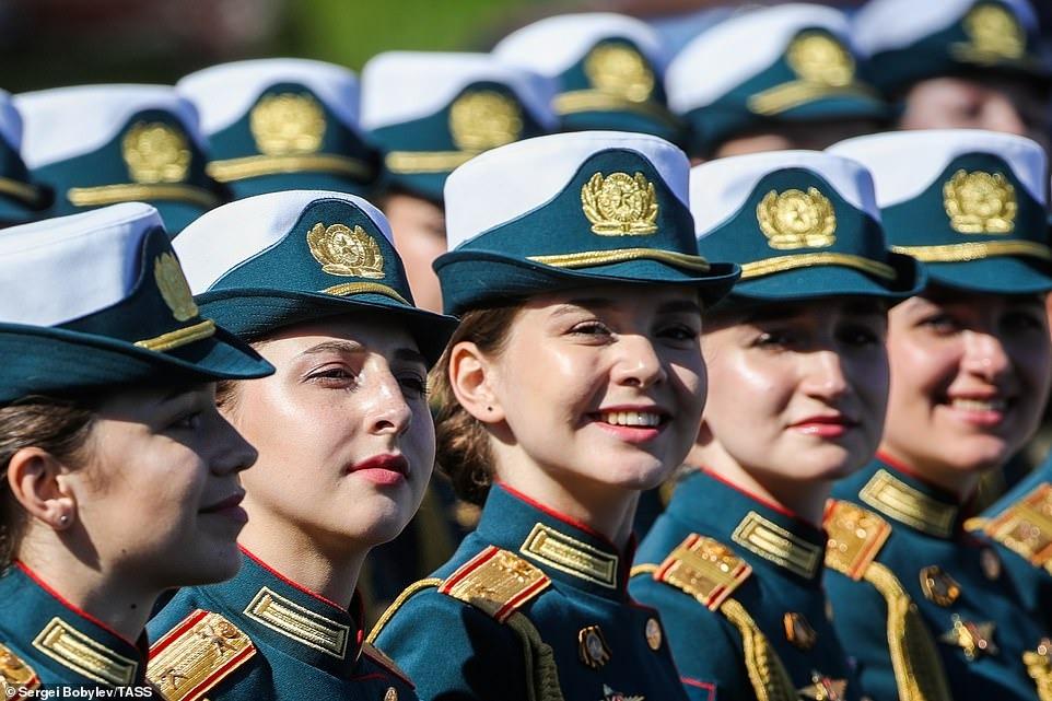 Covid-19 hạ nhiệt, Nga tổ chức duyệt binh Ngày chiến thắng hoành tráng 5