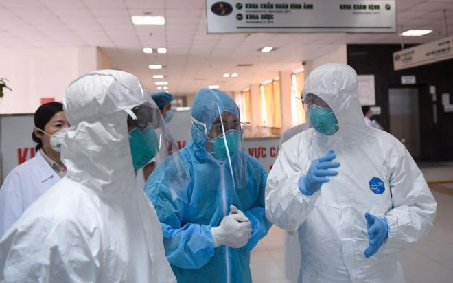 Việt Nam thêm 12 ca Covid-19 tại Đà Nẵng, nâng tổng số ca nhiễm lên 558 người 1
