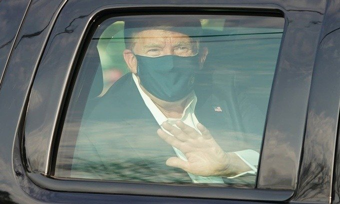 Tin tức thế giới 24h ngày 5/10: Sự thật Trump phải thở oxy, 'Thái tử' Red Bull bị truy nã 1