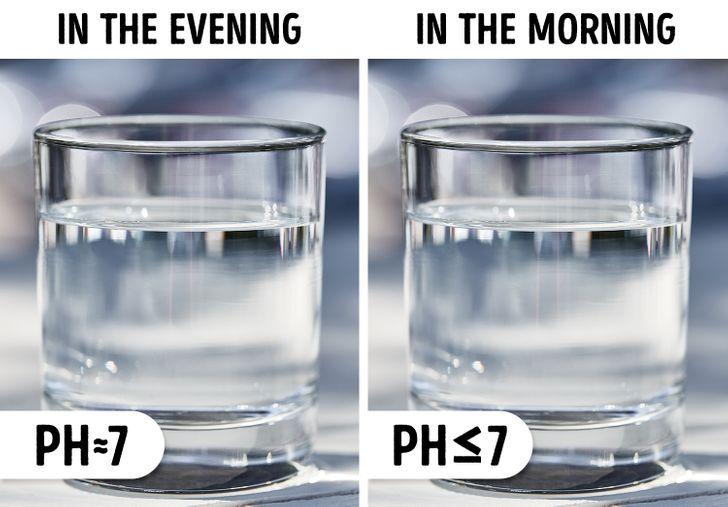 دلایل این که شب 2 لیوان آب در سر تخت خود نگذارید