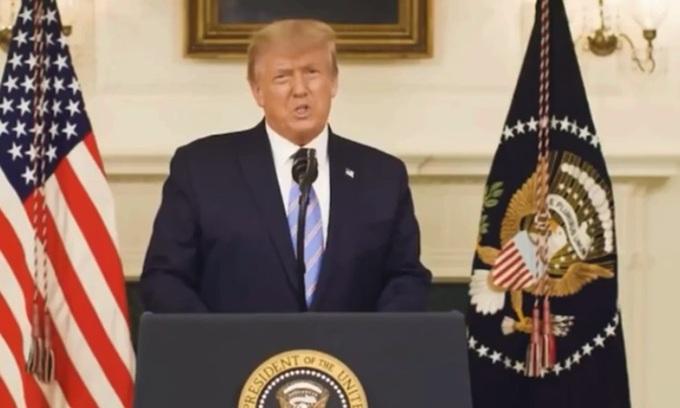 اخبار 24 ساعته جهان در تاریخ 8 ژانویه: ترامپ می تواند برای اولین بار پس از شورش ها ببخشد و صحبت کند 3