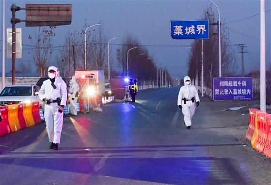 جلوگیری از Covid-19: چین 11 میلیون شهر را مسدود می کند و رژیم زمان جنگ را فعال می کند