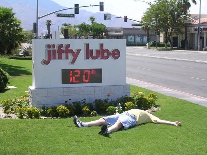 20 bức ảnh chứng minh mùa hè không buông tha cho bất kỳ ai 14