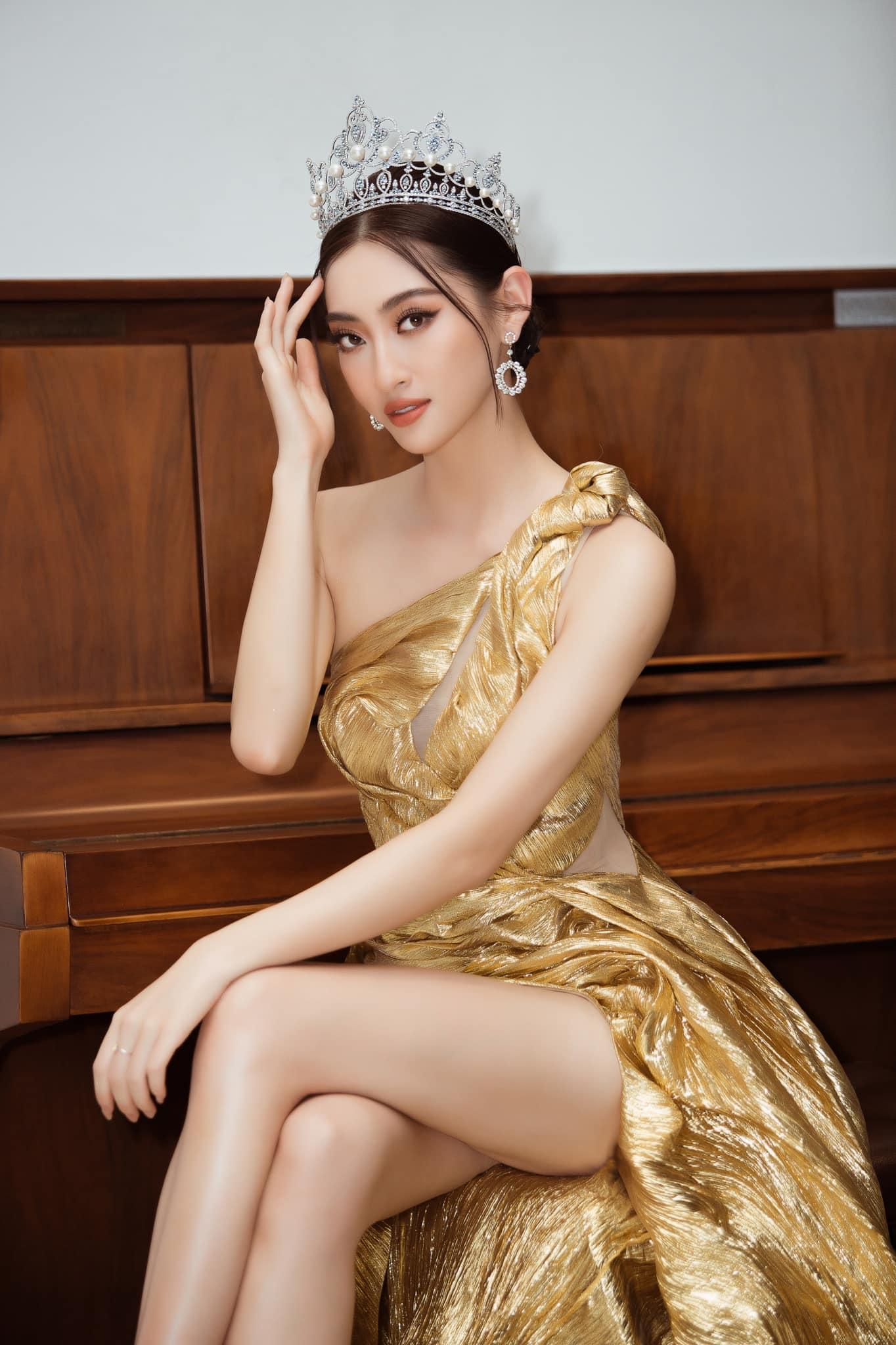 H'Hen Niê, Lương Thùy Linh và dàn sao Việt so kè nhan sắc đẹp 'bất bại' trong trang phục dạ hội 5