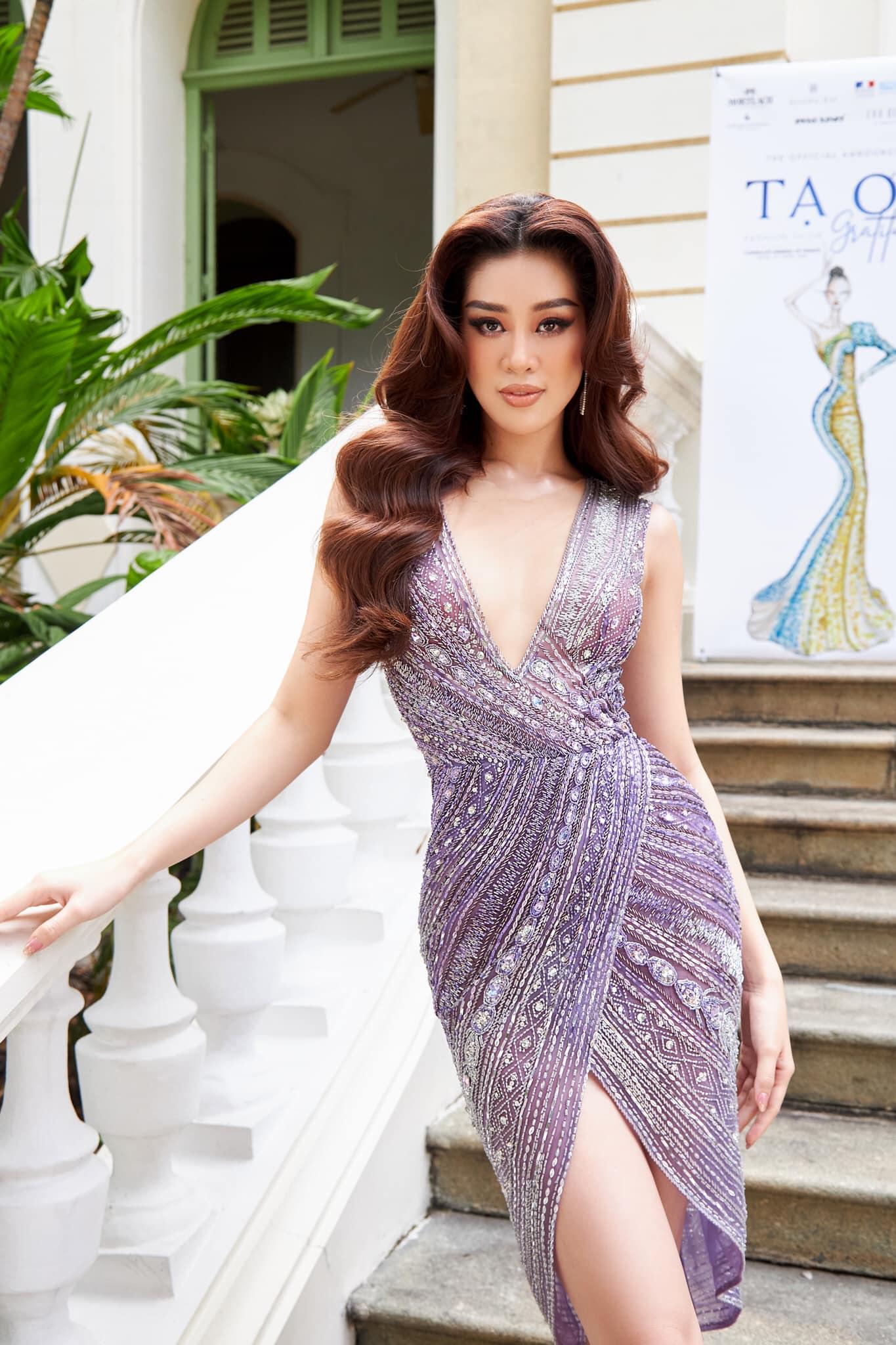 H'Hen Niê, Lương Thùy Linh và dàn sao Việt so kè nhan sắc đẹp 'bất bại' trong trang phục dạ hội 1