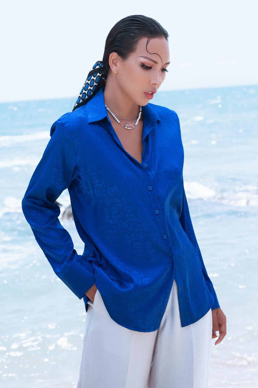Đi biển nhưng tinh thần thời trang vẫn 'ngời ngợi' cùng loạt gợi ý của siêu mẫu Minh Triệu 6