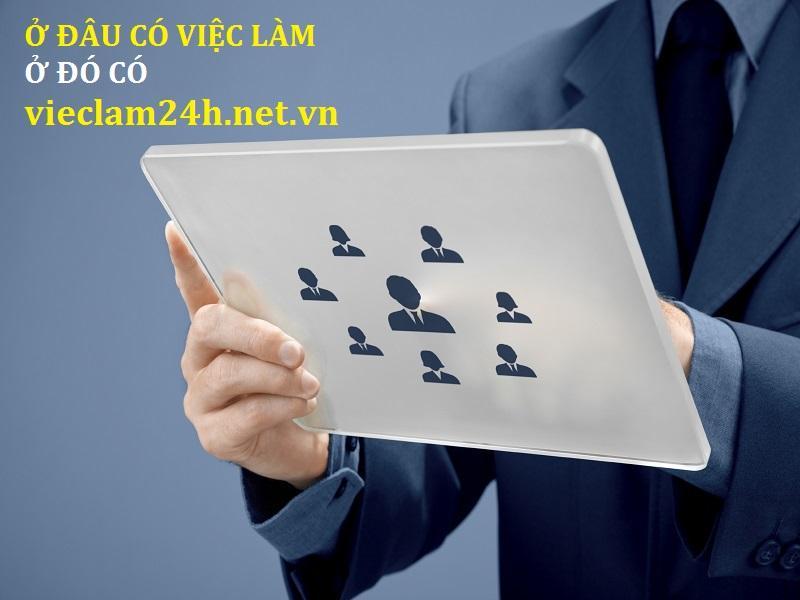Tìm việc thành công cho ứng viên tại vieclam24h.net.vn 2