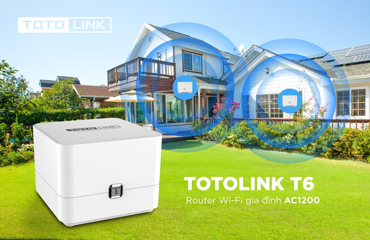 Những ưu điểm của Totolink T6 mà bạn không thể bỏ qua 4