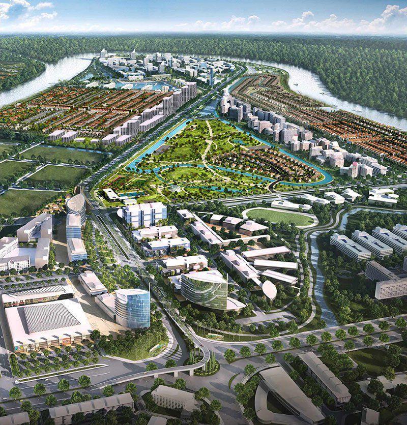 Khu đô thị Waterpoint - Thành phố bên sông đáng mơ ước 5