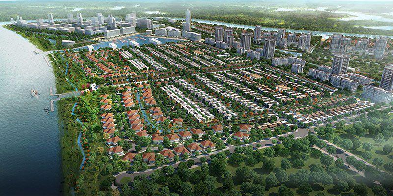 Khu đô thị Waterpoint - Thành phố bên sông đáng mơ ước 4