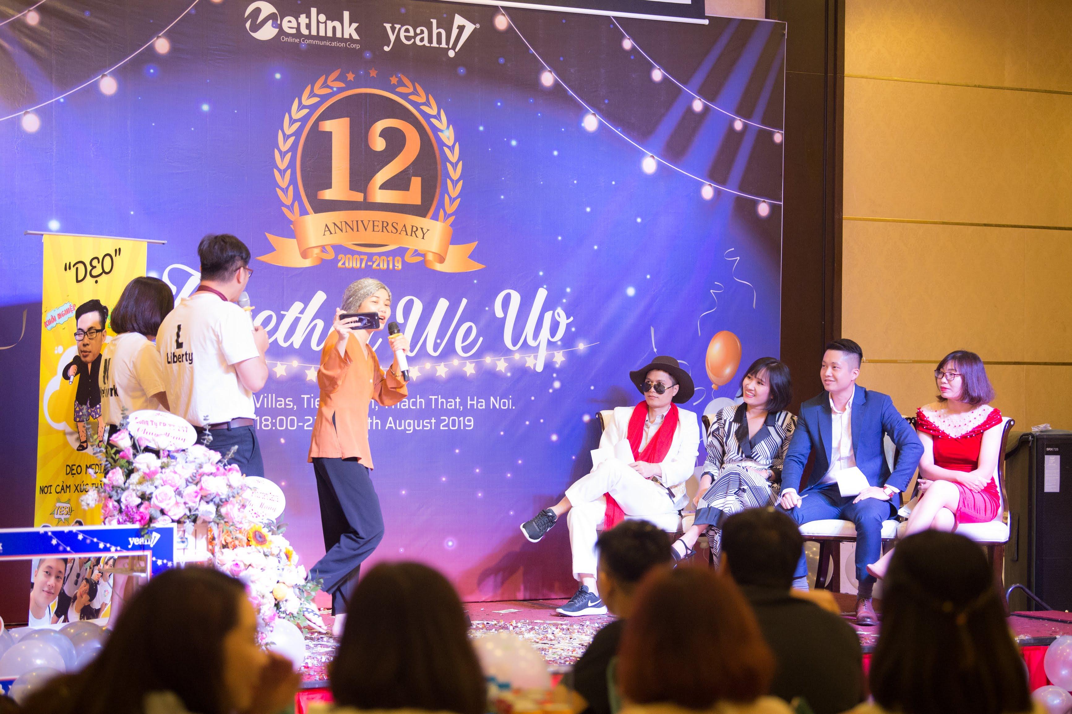 Netlink kỷ niệm 12 năm thành lập 5