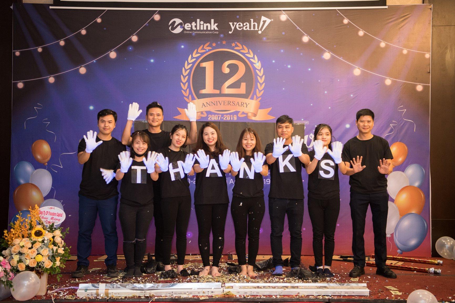 Netlink kỷ niệm 12 năm thành lập 8