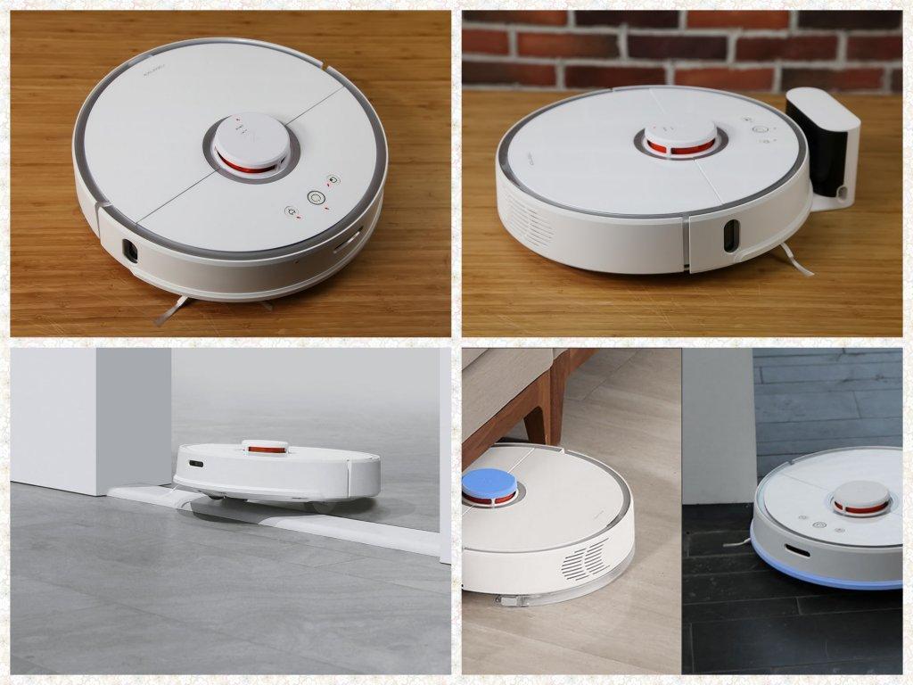 Robot hút bụi - Sản phẩm công nghệ mới giải phóng sức lao động 2