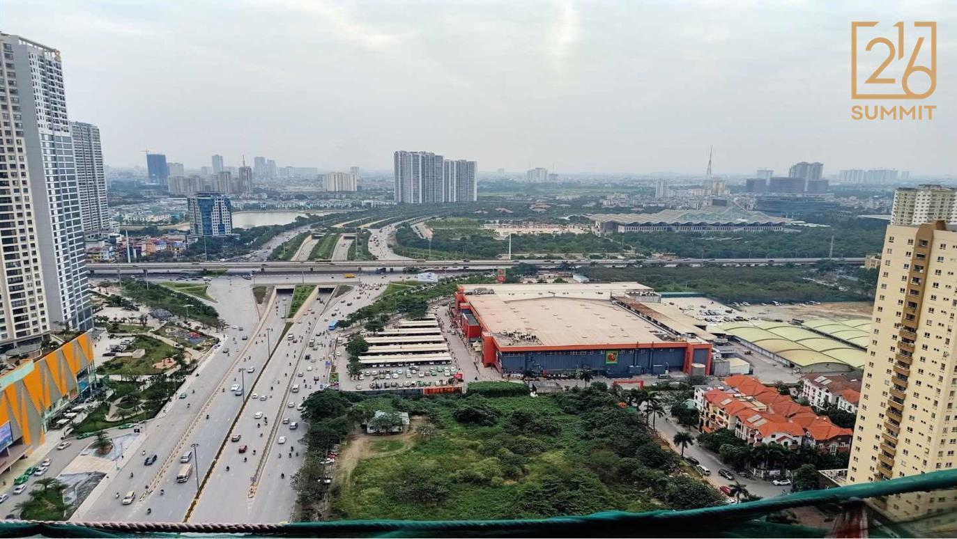 Ra mắt dự án đầu tiên tại Hà Nội thiết kế 100% căn hộ có tầm nhìn Panorama đẳng cấp 3
