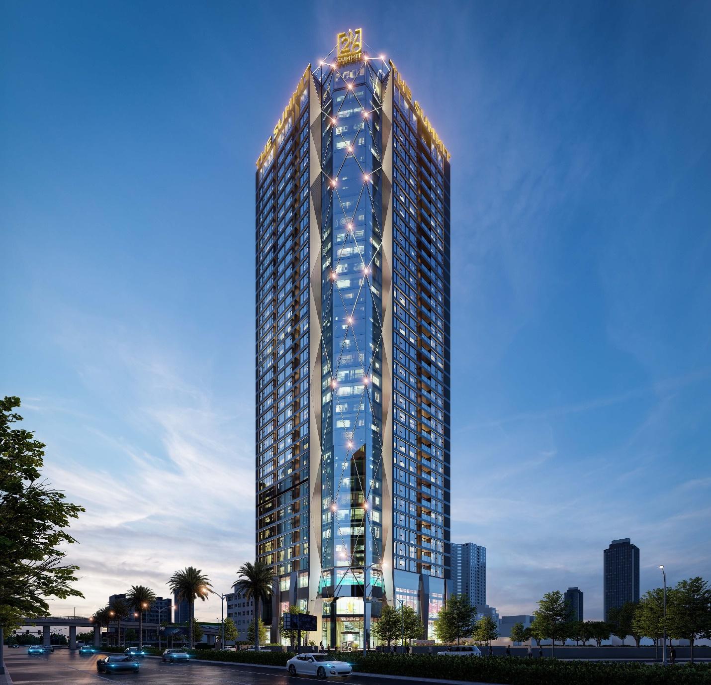 Ra mắt dự án đầu tiên tại Hà Nội thiết kế 100% căn hộ có tầm nhìn Panorama đẳng cấp 1