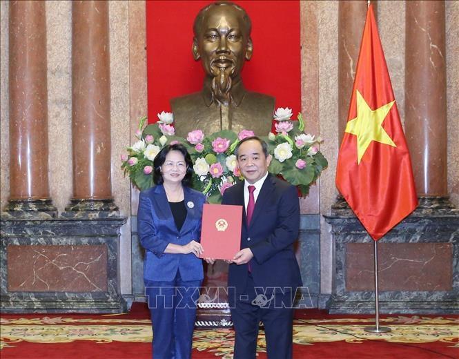 Bổ nhiệm ông Lê Khánh Hải làm Phó Chủ nhiệm Văn phòng Chủ tịch nước 1