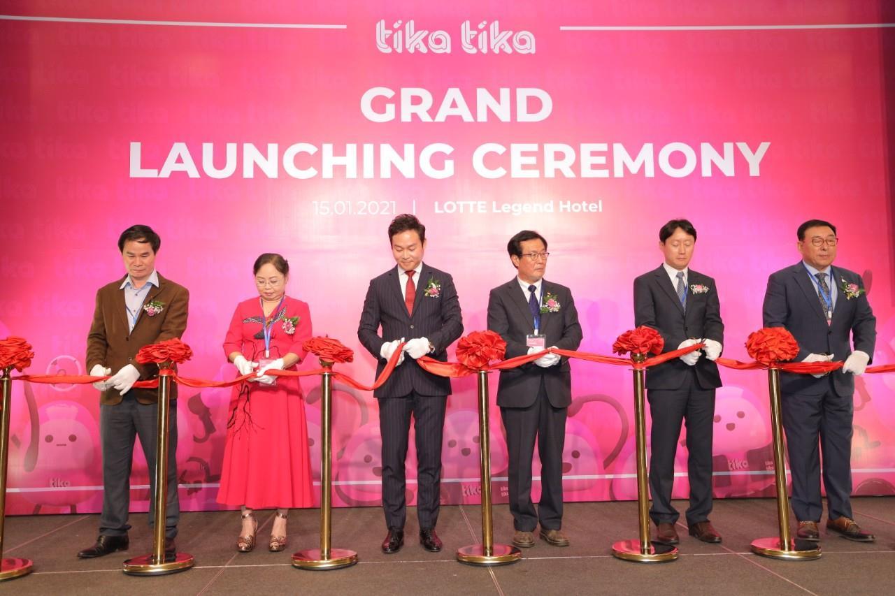 برنامه Tika Tika برای رانندگان خانگی رسما در بازار ویتنام 1 راه اندازی شده است