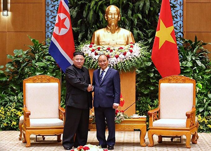 Chủ tịch Kim Jong-un: Triều Tiên mong muốn tiếp tục củng cố quan hệ hữu nghị truyền thống với Việt Nam 2
