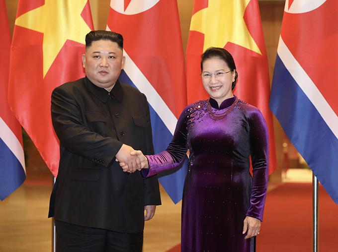 Chủ tịch Kim Jong-un: Triều Tiên mong muốn tiếp tục củng cố quan hệ hữu nghị truyền thống với Việt Nam 3