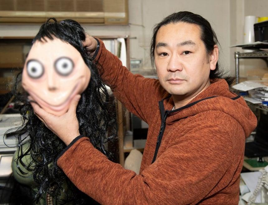 Người tạo ra nhân vật kinh dị Momo quyết định