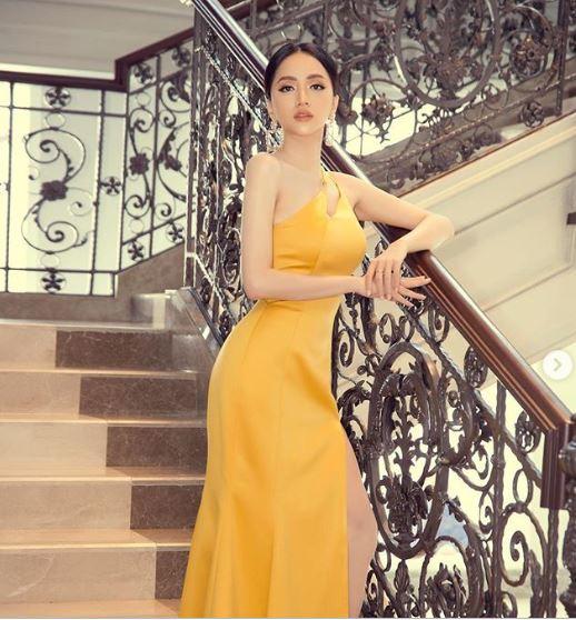 Hoa hậu Hương Giang khoe vẻ đẹp hút hồn trước thời khắc cận kề chuyển giao vương miện 6
