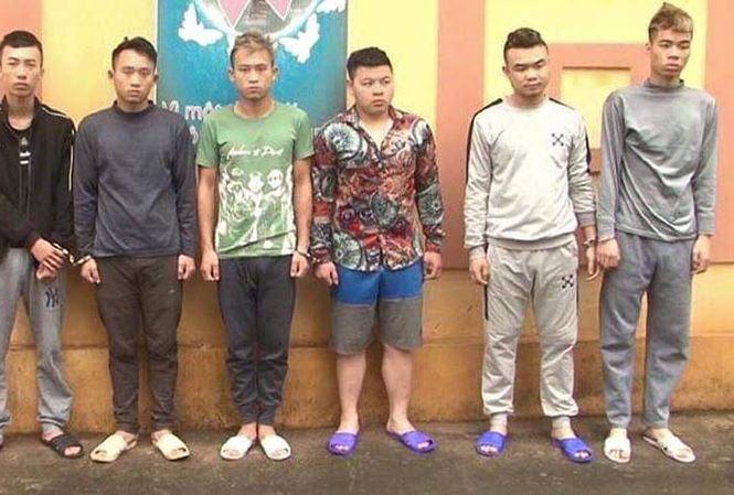 Chân dung nhóm 'hot boy mạng' cưỡng hiếp tập thể bé gái 14 tuổi 1