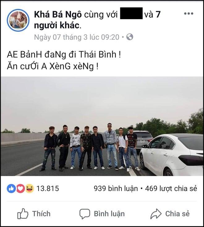 Khá 'bảnh' cãi cùn về hành vi dừng xe dàn hàng ngang chụp hình trên cao tốc: 'Chỉ dừng xe để đi vệ sinh chứ không làm gì sai' 2