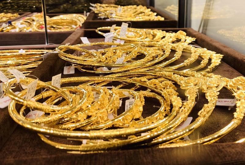 Giá vàng hôm nay 18/3/2019: Vàng 9999 vọt lên đỉnh 1