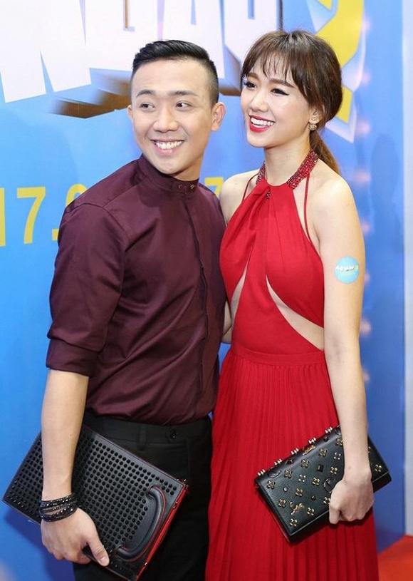 Đọ độ lãng mạn của 2 cặp đôi đình đám Trường Giang - Nhã Phương và Trấn Thành - Hari Won 6