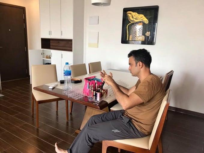 Bật mí cuộc sống hôn nhân 'lạ lùng' của Võ Hạ Trâm và chồng doanh nhân Ấn Độ 4