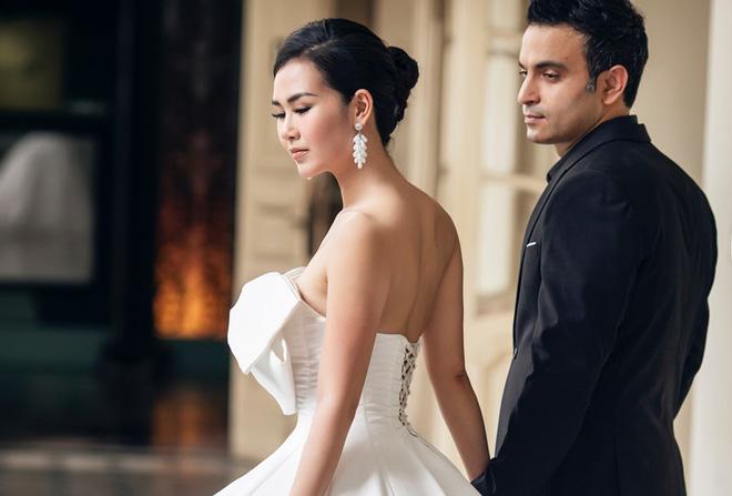 Bật mí cuộc sống hôn nhân 'lạ lùng' của Võ Hạ Trâm và chồng doanh nhân Ấn Độ 1