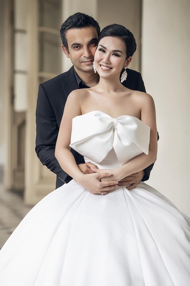 Bật mí cuộc sống hôn nhân 'lạ lùng' của Võ Hạ Trâm và chồng doanh nhân Ấn Độ 2