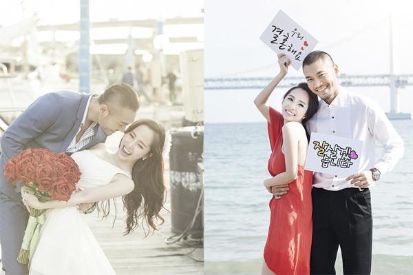Nhìn lại 6 năm ngọt ngào của Quỳnh Nga - Doãn Tuấn trước ly hôn 7