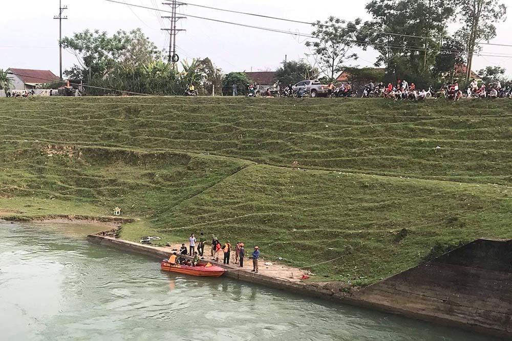Cuộc gọi cuối cho mẹ đầy ám ảnh của cô gái trẻ nhảy sông tự tử ở Nghệ An 2