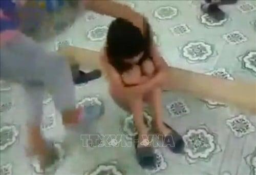 Gia cảnh đặc biệt của nữ sinh bị lột đồ, đánh hội đồng ở Hưng Yên 1