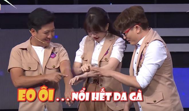 Trường Giang, Hari Won nổi da gà khi biết 'người chồng' giấu kín suốt 10 năm của Thúy Ngân 2