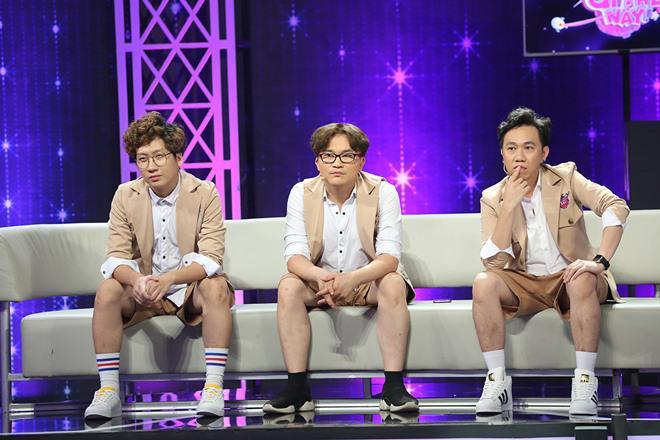 Trường Giang, Hari Won nổi da gà khi biết 'người chồng' giấu kín suốt 10 năm của Thúy Ngân 4