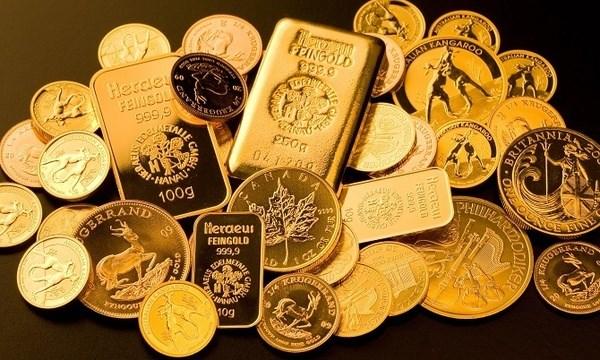 Giá vàng hôm nay 2/4/2019: Áp sát ngưỡng 1.290 USD/ounce 1