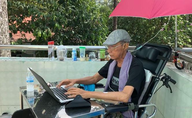 Nghẹ ngào nghe nghệ sĩ Lê Bình nói 3 mong muốn cuối cùng của cuộc đời 2