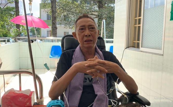 Nghẹ ngào nghe nghệ sĩ Lê Bình nói 3 mong muốn cuối cùng của cuộc đời 1