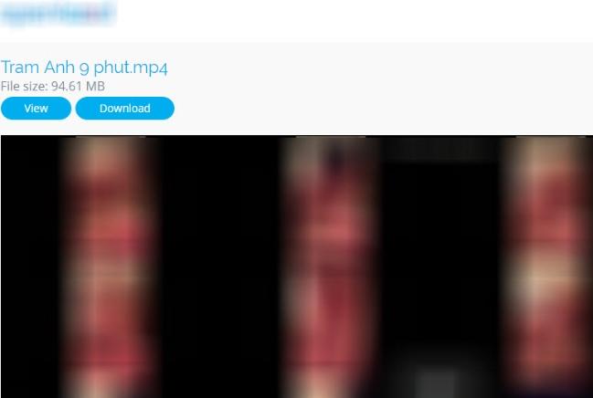 Hot girl Trâm Anh nghi lộ thêm clip nóng dài 9 phút, dân mạng thi nhau chia sẻ 2