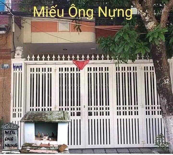 Dân mạng lập 'Miếu Ông Nựng' trước cửa nhà Cựu Viện phó VKS sàm sỡ bé gái trong thang máy 1