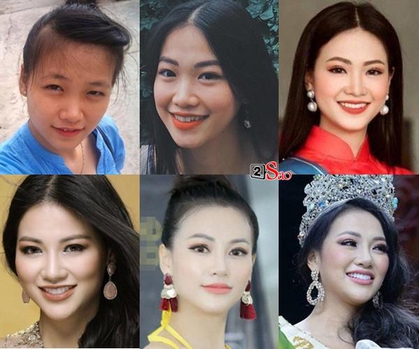 Ngỡ ngàng với nhan sắc Hoa hậu Phương Khánh biến đổi liên hoàn khó lòng nhận ra 2