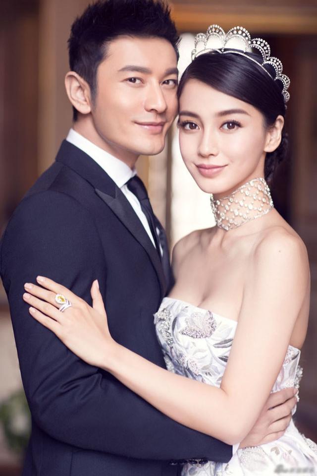 Lý do đằng sau cuộc ly hôn của Huỳnh Hiểu Minh và Angela Baby