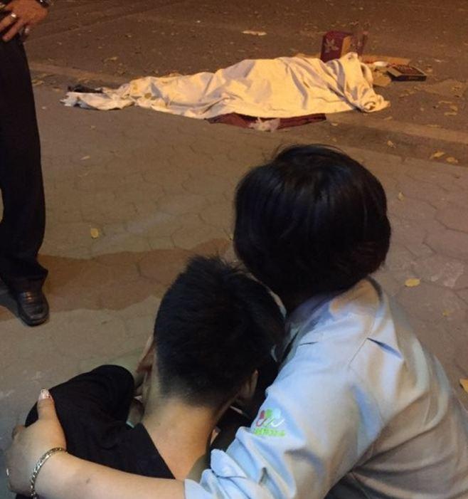 Xót xa với gia cảnh của nữ công nhân môi trường tử vong vụ ô tô đâm liên hoàn ở Hà Nội 6